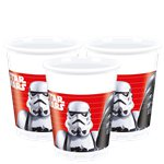 Star Wars Plastic Party Cups - 200ml