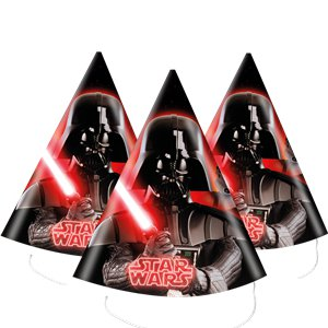 Star Wars Party Hats