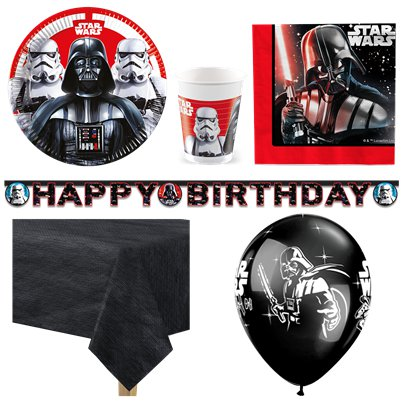 Star Wars Deluxe Party Pack
