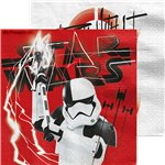 Star Wars: The Last Jedi Paper Napkins - 33cm