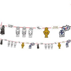 Star Wars Paper Garland Kit