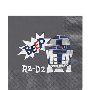Star Wars Paper Party Pack - Value Pack for 8