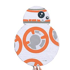 Star Wars BB8 Pull Pinata