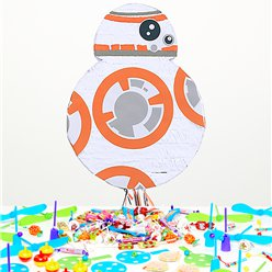 BB8 Star Wars Pinata Kit