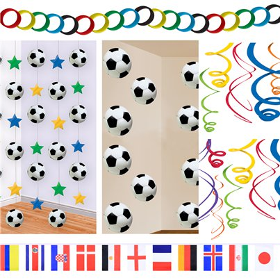 World Cup Room Decorating Kit