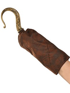 Pirate Hook with Sleeve