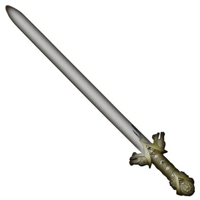 Ancient Knight Sword - Medieval Sword front