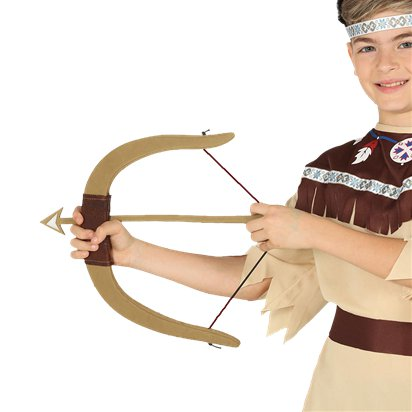 Bow and Arrow - Child's Fancy Dress Accessory - 37cm front