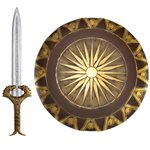 Wonder Woman Sword and Shield