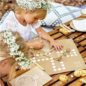 Kids Table Activity Set