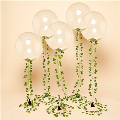 Fern Clearz Wedding Balloon Kit