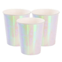 We Heart Pastels Paper Cups - 250ml