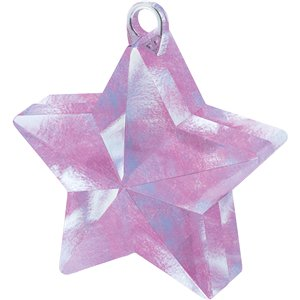 Iridescent Star Weight - 168g