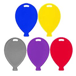 Balloon Shape Primary - 8g