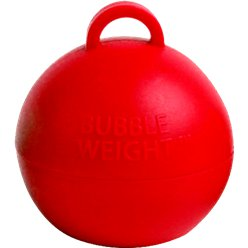 Red Bubble Weight - 35g