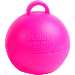 Pink Bubble Weight - 35g