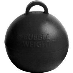 Black Bubble Weight - 35g