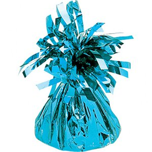 Baby Blue Foil Balloon Weight - 170g