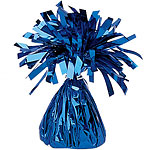 Blue Foil Balloon Weight - 170g