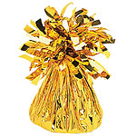 Gold Foil Balloon Weight - 170g