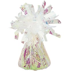 Iridescent Foil Balloon Weight - 170g