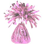 Pink Foil Balloon Weight - 170g