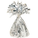 Silver Foil Balloon Weight - 170g
