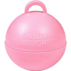 Baby Pink Bubble Weight - 35g
