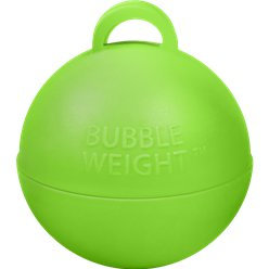 Lime Green Bubble Weight - 35g