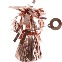 Rose Gold Balloon Weight - 170g