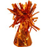 Orange Foil Balloon Weight - 160g