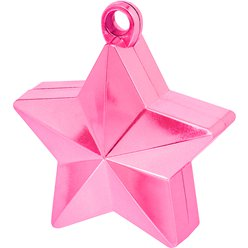 Hot Pink Star Weight - 168g