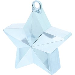 Light Blue Star Weight - 168g