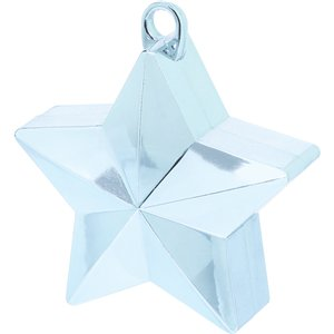 Light Blue Star Weight - 150g