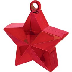 Red Star Weight - 168g