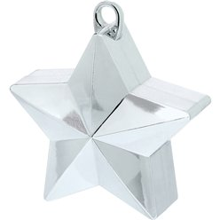 Silver Star Weight - 168g