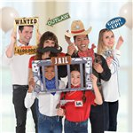 Western Party Jumbo Photo Prop Kit