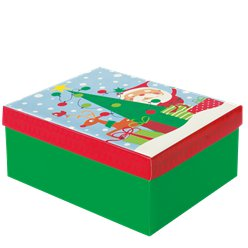 Oh What Fun Medium Gift Box - 21cm