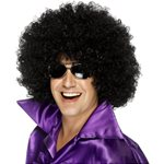 Mega Huge Black Afro Wig