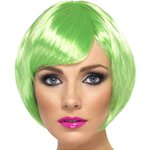 Babe Wig - Green Fancy Dress