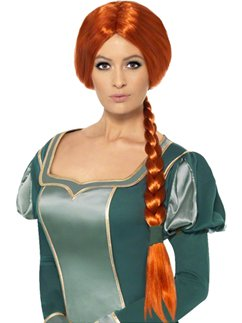 Princess Fiona Braided Wig
