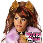 Childs Monster High Monster High Clawdeen Wig