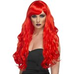 Red Desire Long Curly Wig