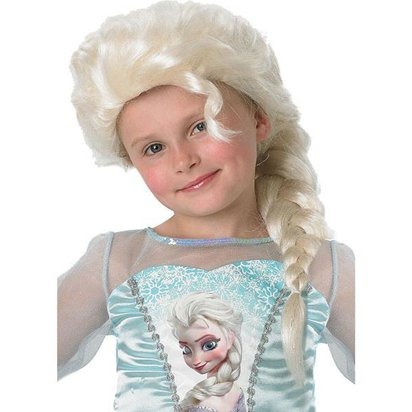 Disney Frozen Elsa Wig  e8d58feebd02