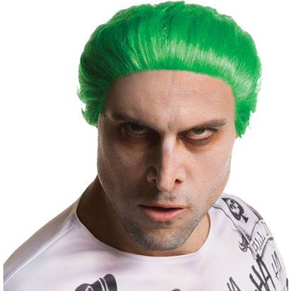 Joker Wig - Adults Fancy Dress Wigs front