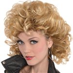 50s Classic Sandy Wig