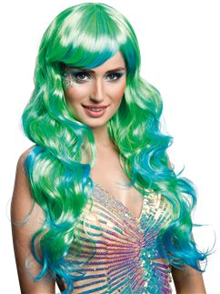 Mermaid Ombre Wig