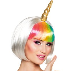 Unicorn Moonlight Wig
