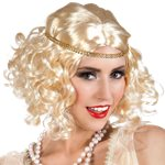 Blonde 1920s Wig with Headband