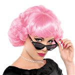 50s Pink Wig